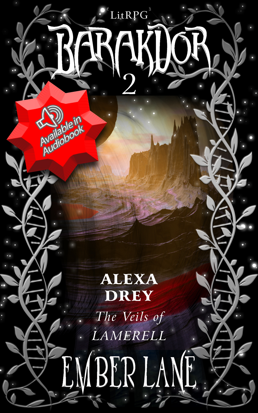 Alexa Drey – The Veils of Lamerell