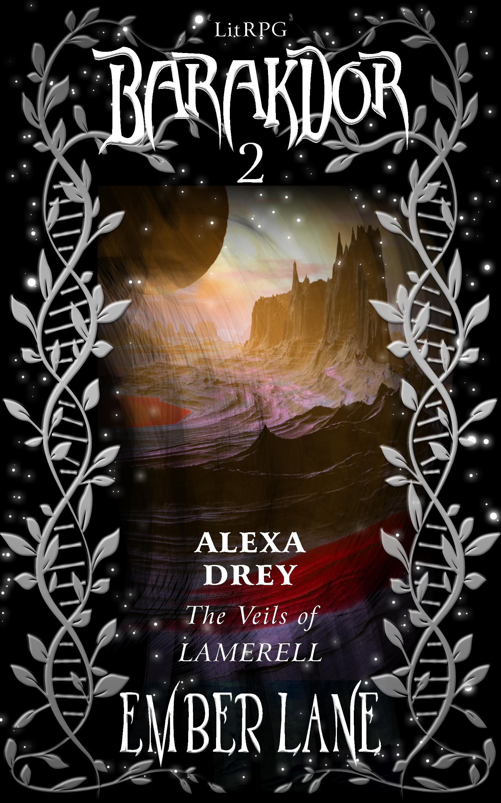 Alexa Drey – The Veils of Lamerell