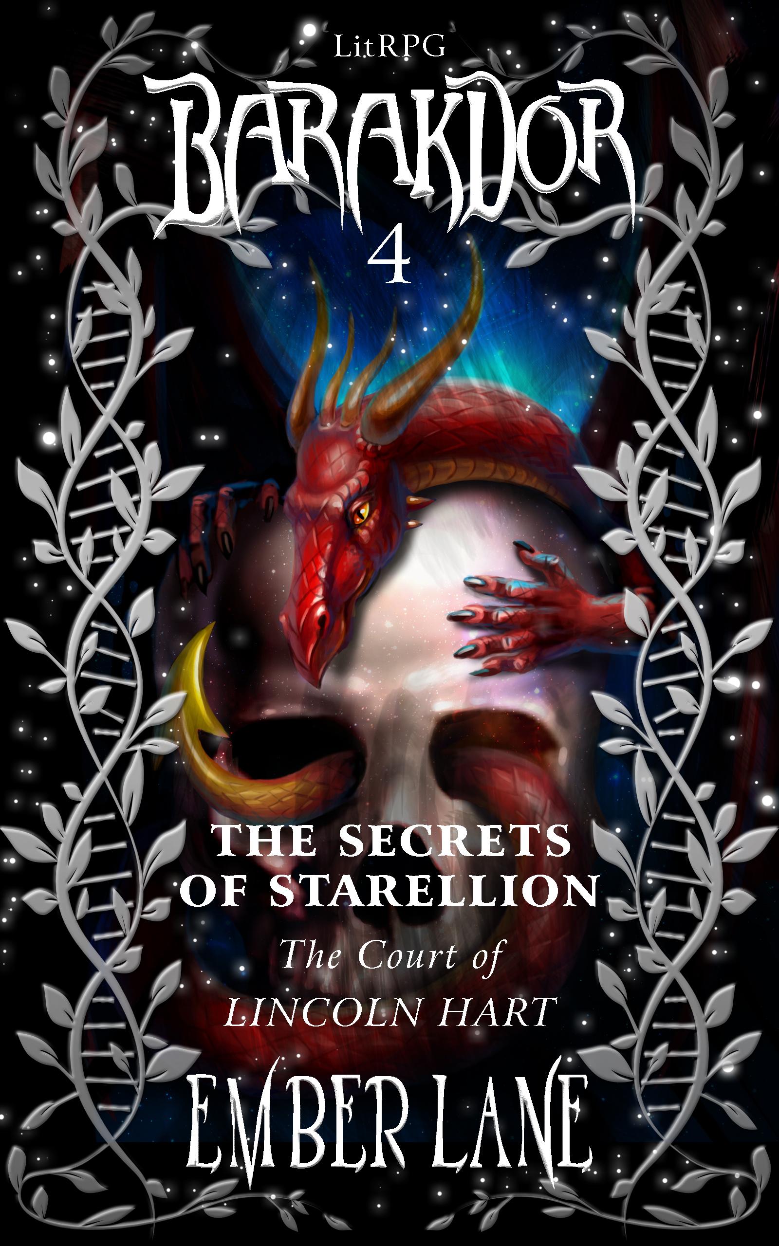Barakdor Book4 – Secrets of Starellion