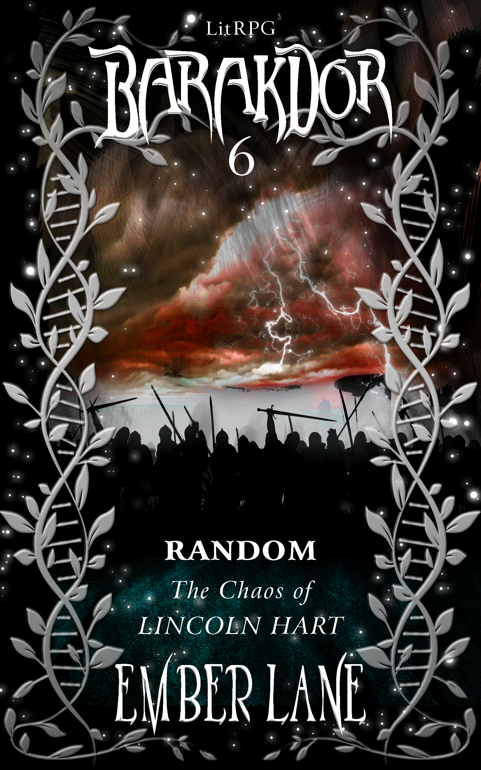 Barakdor book 6 – RANDOM The Chaos of Lincoln Hart