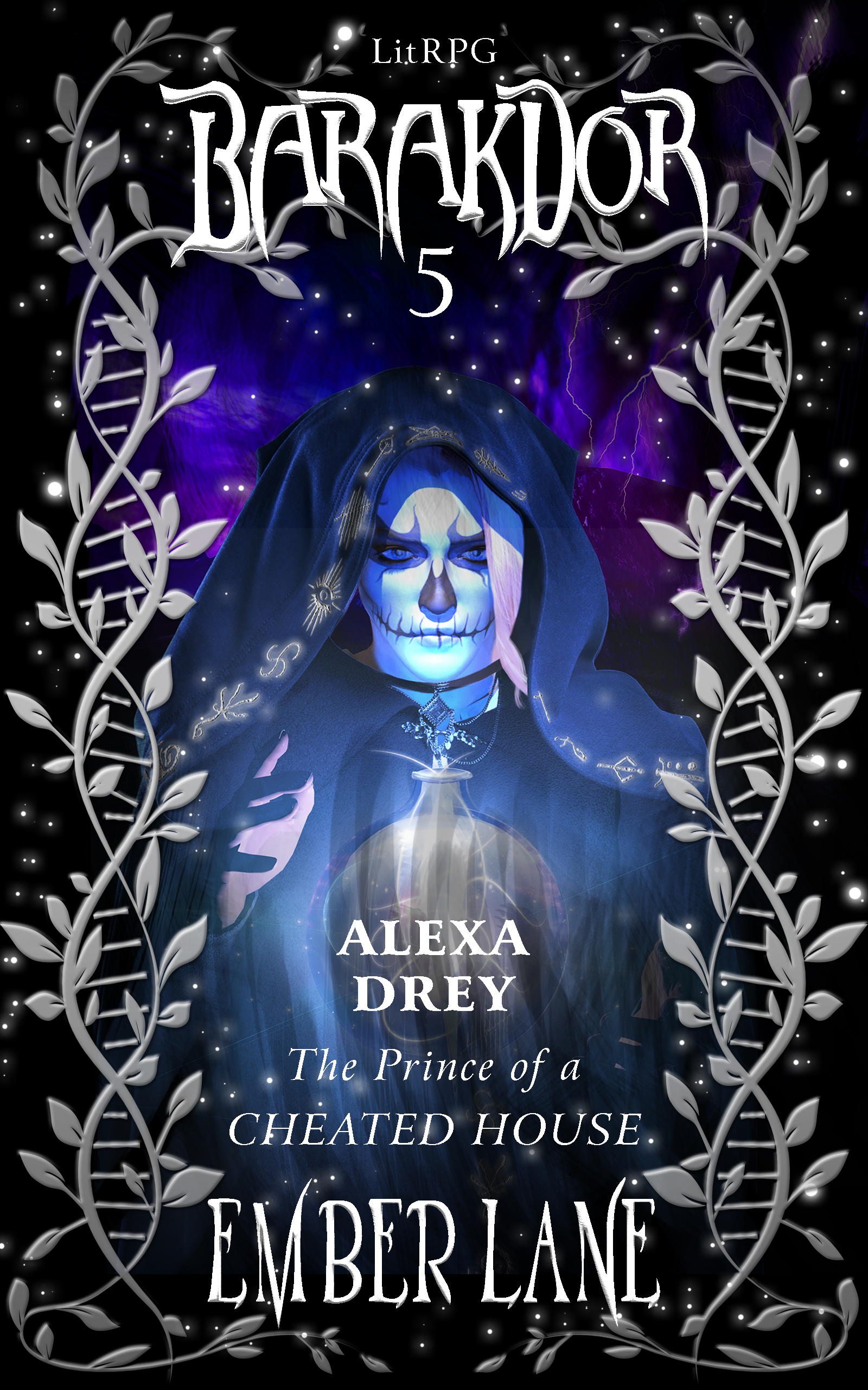 ALEXA DREY – The Prince of A Cheated House (Barakdor book 5)