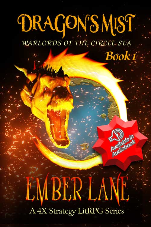 DRAGON'S MIST – Warlords of the Circle Sea (book 1)