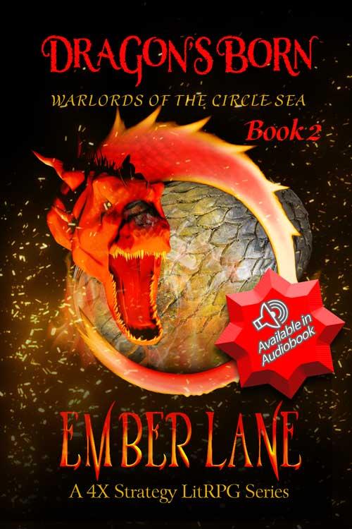 DRAGON's BORN – Warlords of the Circle Sea Book 2