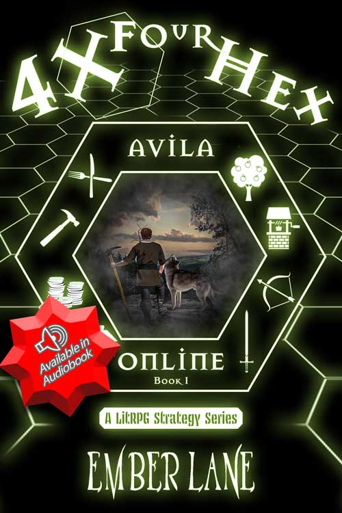 4 X FOUR HEX – Avila Online Book 1